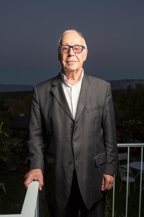 Jean Ziegler (geboren 1934) Auch der streitbare Sozialdemokrat und Soziologieprofessor war Zofinger.
