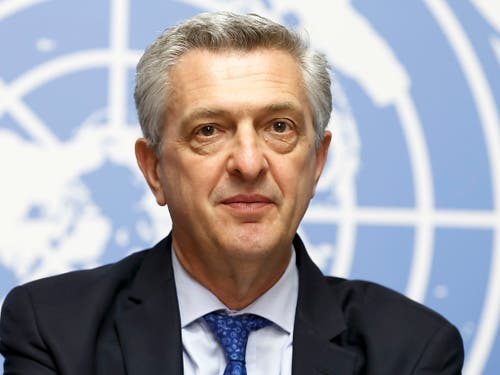 Uno-Flüchtlingskommissar Filippo Grandi begrüsste die jüngste Entwicklung. «Hoffentlich ist dies ein weiterer Schritt hin zu einem dringend benötigten, berechenbaren Ausschiffungsabkommen, das von einer Anzahl europäischer Länder unterstützt wird», schrieb Grandi auf Twitter. (Bild: KEYSTONE/SALVATORE DI NOLFI)