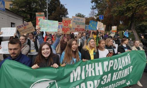 Kiew, Ukraine (Bild: (cma/sda/dpa/reu/afp))