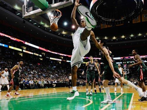 Die Heimstätte der Boston Celtics ist der nächste Austragungsort des Laver Cup (Bild: KEYSTONE/EPA/CJ GUNTHER)