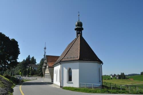 Die Kapelle St.Anton.