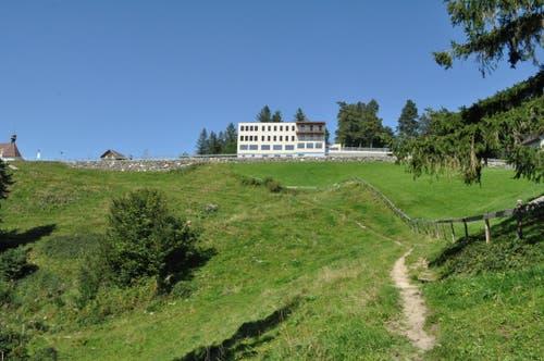 Die letzten Meter bis zum St.Anton.