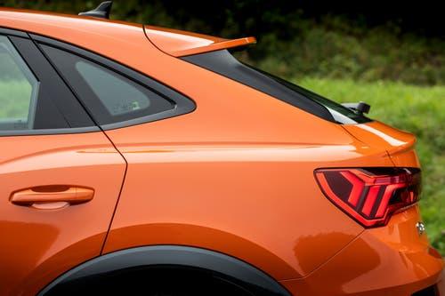 Audi Q3 Sportback (Bild: Audi)