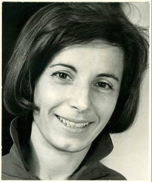 Luisa Famos. Bild: Archiv Luisa Famos