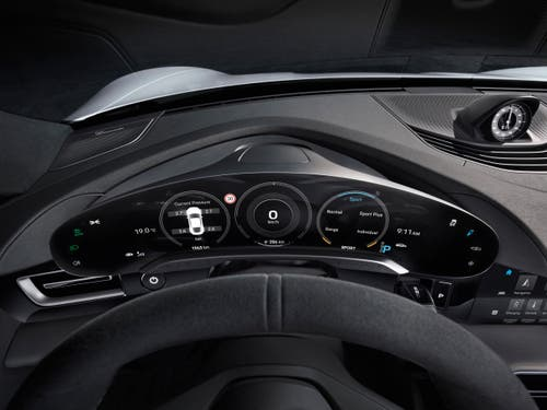 Porsche Taycan Turbo S. (Bild: Porsche)