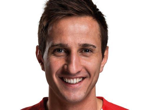 Mario Gavranovic: Note 4 - In der 55.Minute für Embolo eingewechselt. Fällt mit seinem Abschluss in den Sittener Himmel und mit dem 4:0 kurz vor Spielende auf. (Bild: KEYSTONE/KEYSTONE SFV/GAETAN BALLY)