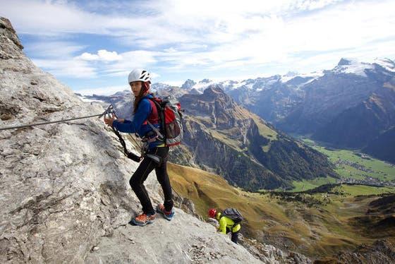 Klettersteig Luzern : Engelberg: brunni bahnen mit umsatz und besucherrekord luzerner