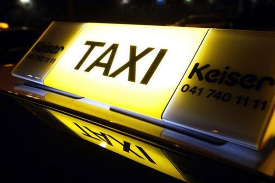 33d683a6aa876f ZUG: Per App ein Taxi rufen | Luzerner Zeitung