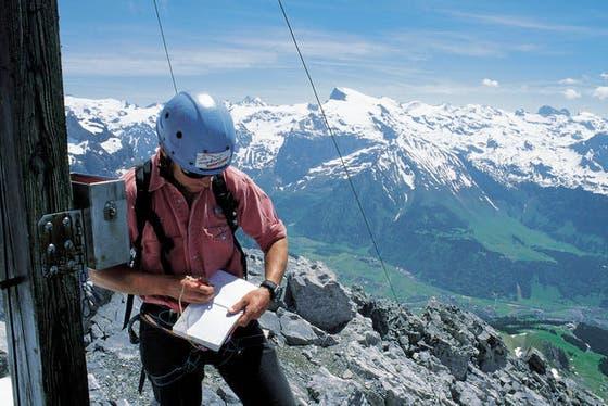 Klettersteig Engelberg : Obwalden engelberg erhält neuen klettersteig luzerner zeitung
