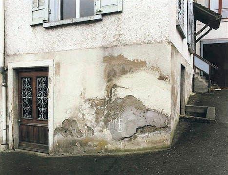 Feuchte Kellermauern Trockenlegen Ohne Hokuspokus St Galler Tagblatt