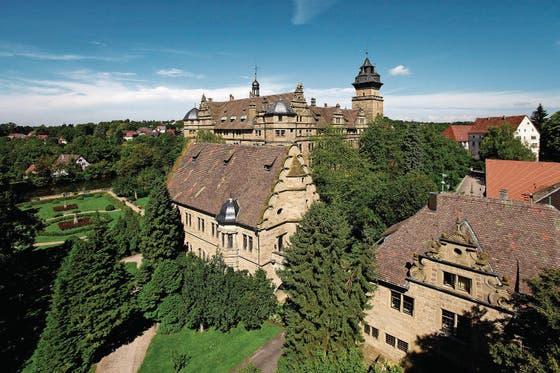 Baden Wurttemberg Von Schloss Zu Schloss Zu Schloss Luzerner Zeitung