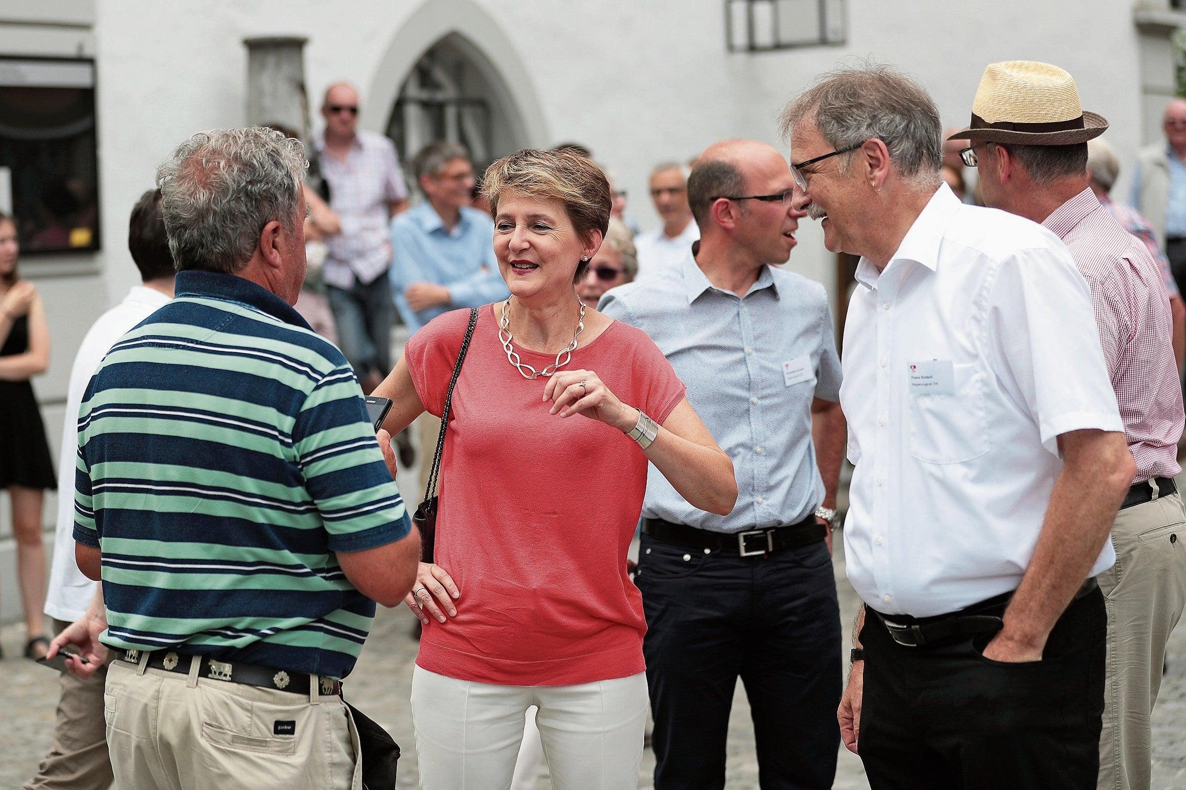 Partneranlass Stanserhorn RC Obwalden und RC Stans