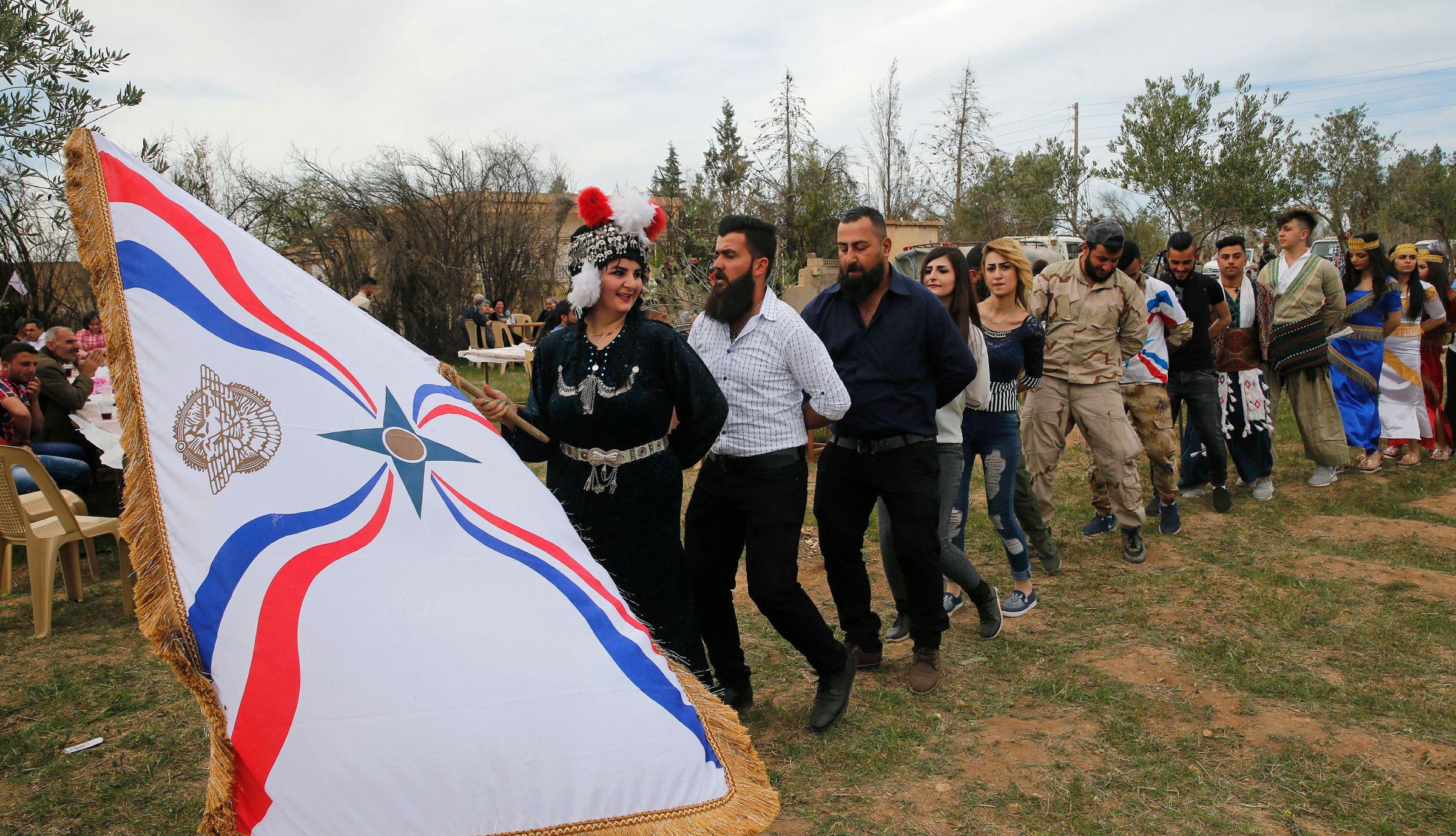 «Ich würde gerne in meiner Heimat sterben können» – Ein Assyrer aus Wil erzählt die Geschichte seines Volkes | St.Galler Tagblatt