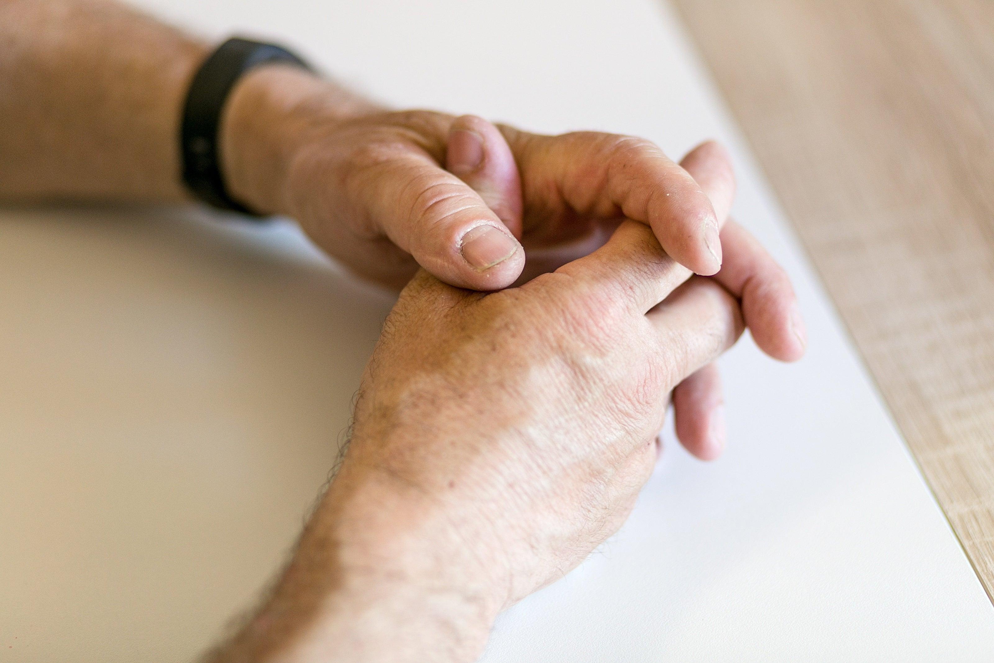 Männer bett glücklich im macht was Was machen