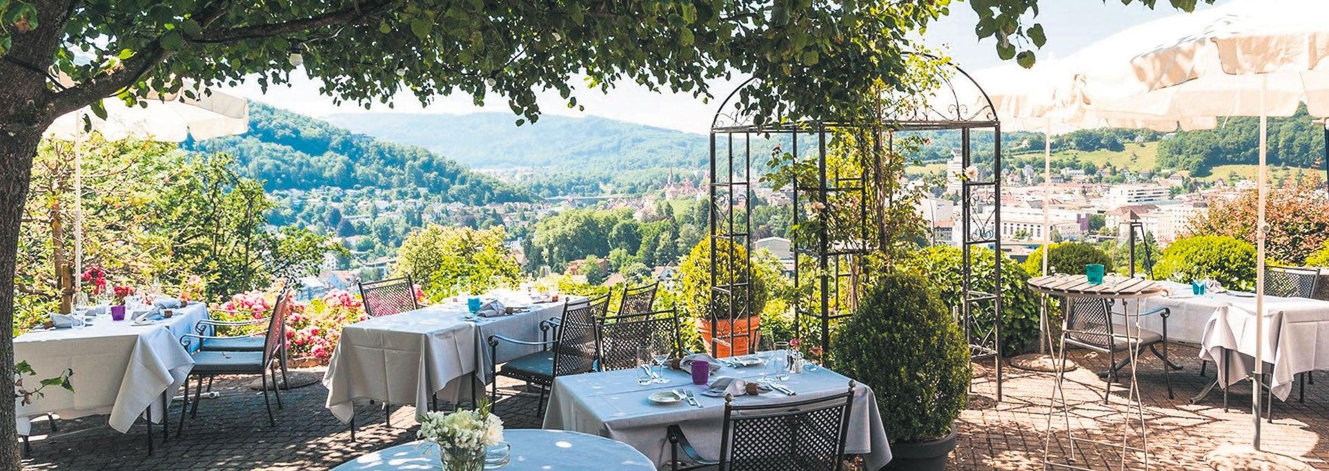 Gartenrestaurant   Die schönsten Gartenbeizen im Aargau