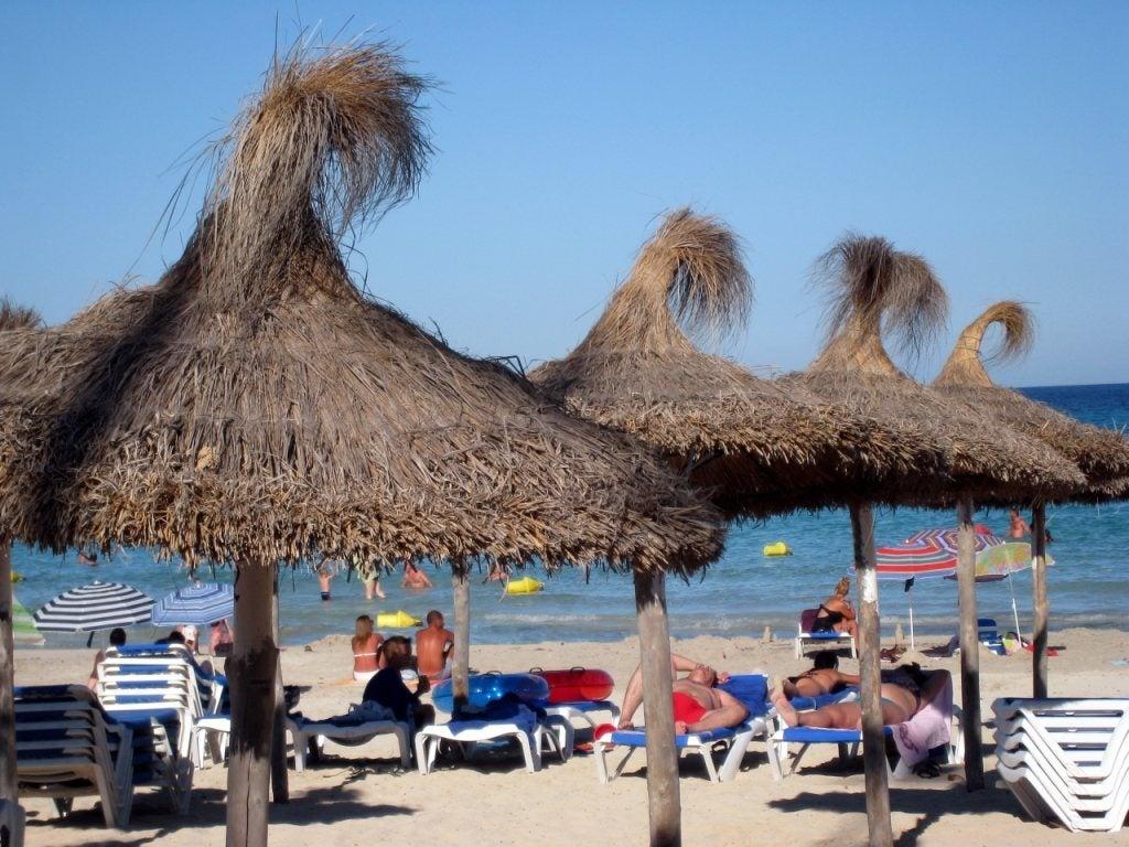 Mallorca bordelle auf bedndesk